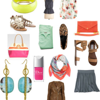 Summer Trend Must Haves