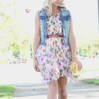 Style: Floral & Jean