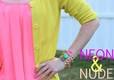 Neon & Nude Giveaway