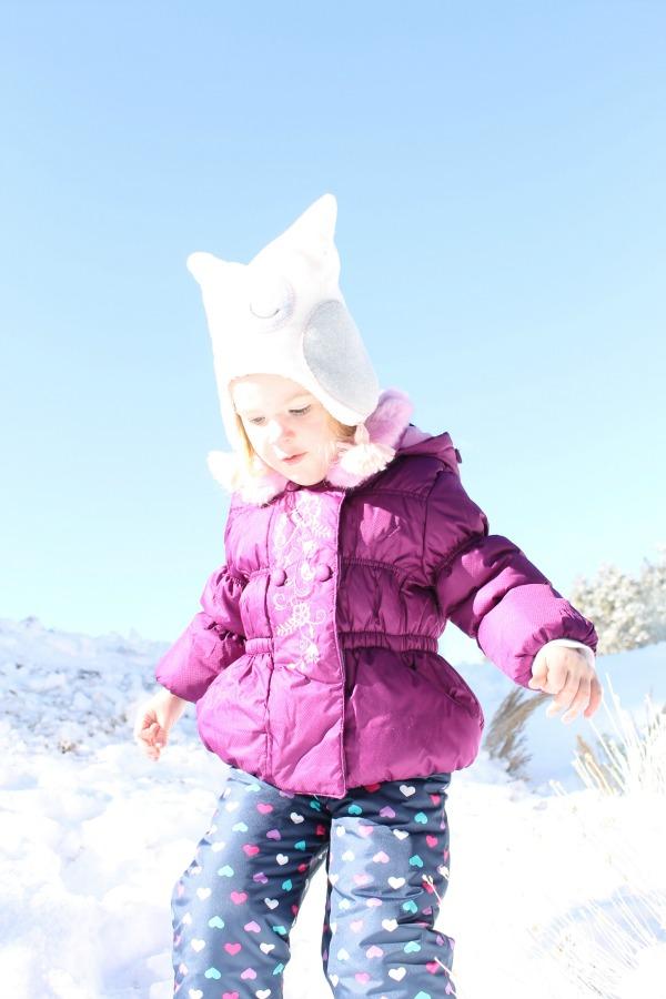 snow day, Lindsay Roberts, Leelala, Winter, Mommyhood, firsts