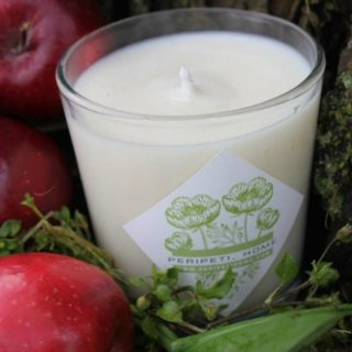 Peripeti Home Candle Giveaway