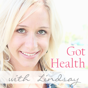 got health, healthy recipe, lindsay roberts