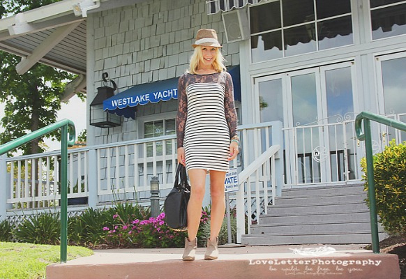 Style: Stripes & Lace