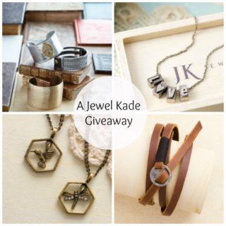 Sponsor Spotlight: A Jewel Kade Giveaway