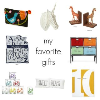My Gift Giving Ideas & a Giveaway
