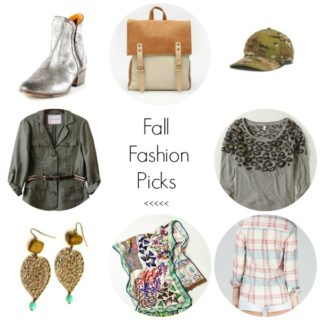 Style: Fall Fashion Picks