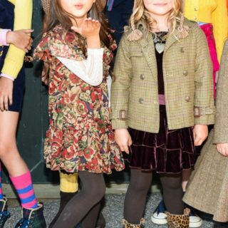 Children's Fall and Winter Fashion with Ralph Lauren