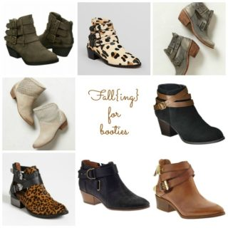 Falling for Booties