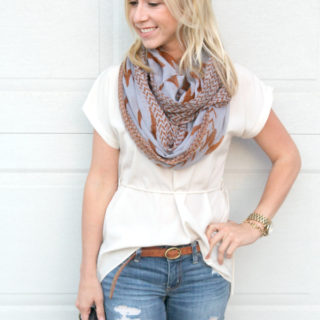 Transitioning into Fall with Shop Gracie B.