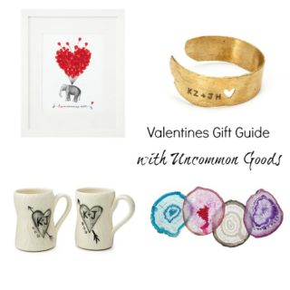 Valentines Gift Giving with Uncommon Goods