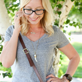 Nerdy Chic with Penn Avenue Eyewear