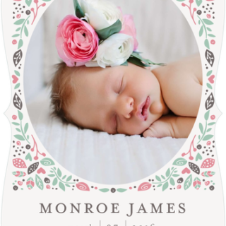 Introducing: Monroe James Baltimore