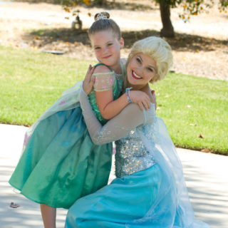"Landyn 7th ""Frozen"" Birthday"
